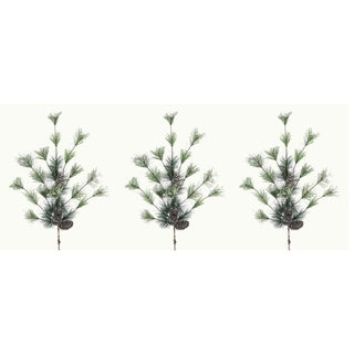 """27""""H Faux Snow Tipped Angel Pine Christmas Decor"""