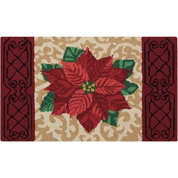 Shop Waverly X Mas Wxh02 Accent Rug On Sale Free