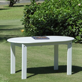 Gavil Adirondack White Coffee Table