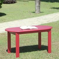 Gavil Adirondack Red Coffee Table