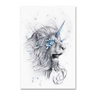 JoJoesArt 'Lion Soul' Canvas Art