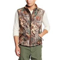 Badlands Kinetic Fleece Male Vest XXL APX Camo Multiple Density Fabric Warmth