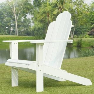 Gavil White Adirondack Chair