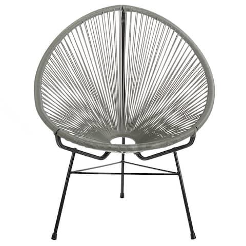 Handmade Acapulco Patio Lounge Chair