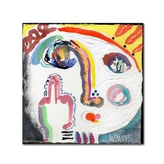 Wyanne 'Current Mood' Canvas Art