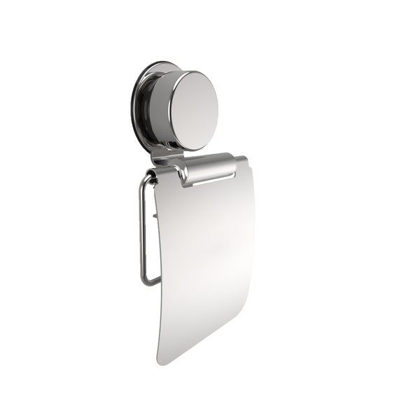 Shop Wall Mounted Toilet Paper Roll Holder With Flap