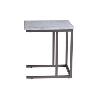 Emerald Home Stoneworks Natural Stone Laptop Table