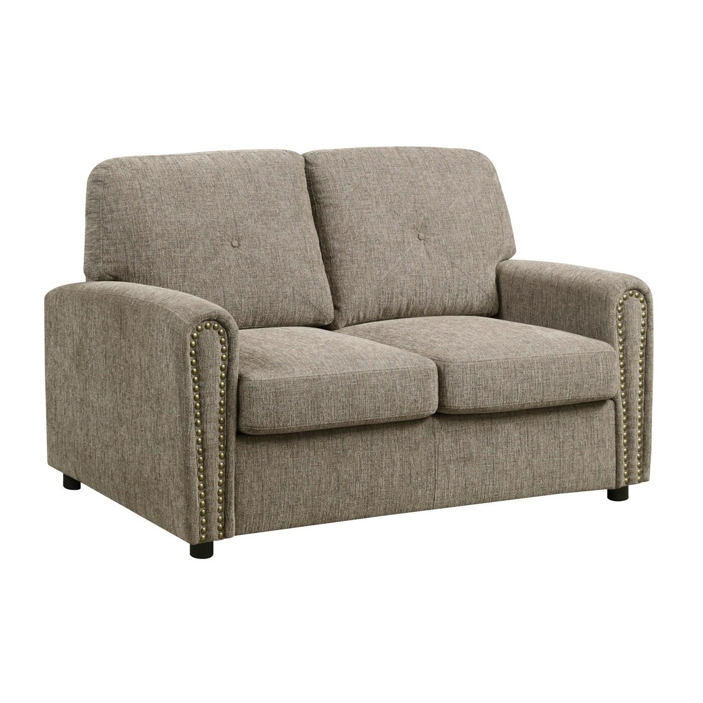 Serenity Brown 72 Sleeper Sofa