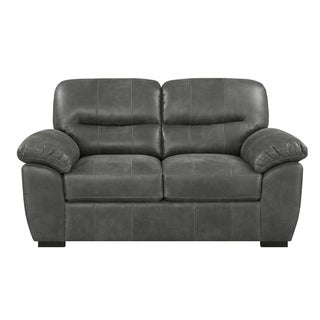 Emerald Home Nelson Charcoal Loveseat