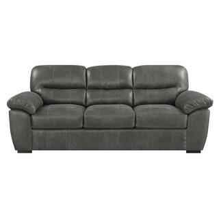 Emerald Home Nelson Charcoal Sofa