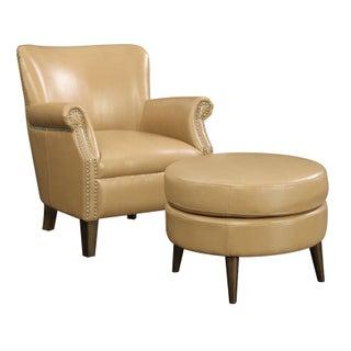 Emerald Home Oscar Accent Chair And Ottoman