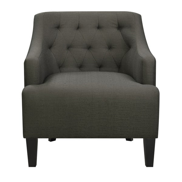 Maxi Charcoal Accent Chair