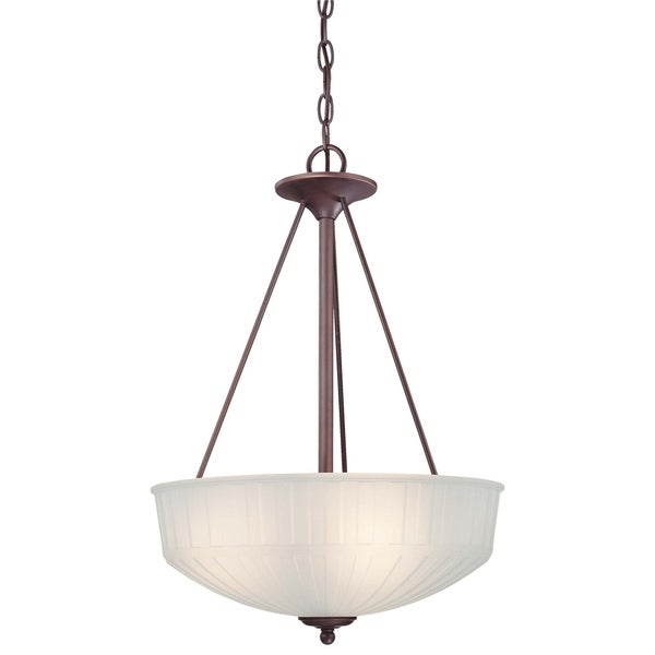 Minka Lavery 1730 Series 3 Light Pendant