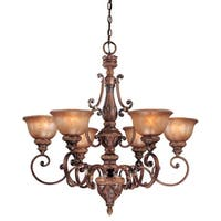 Minka Lavery Illuminati 6 Light Chandelier