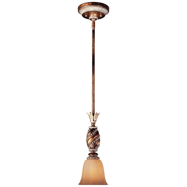 Minka Lavery Aston Court 1 Light Mini Pendant
