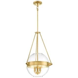 Minka lavery pendant lighting for less overstock minka lavery atrio 3 light pendant gold aloadofball Images