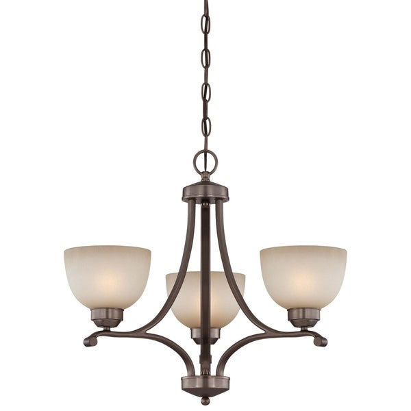 Minka Lavery Paradox 3 Light Mini Chandelier