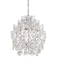 Minka Lavery  3 Light Mini Chandelier - Chrome