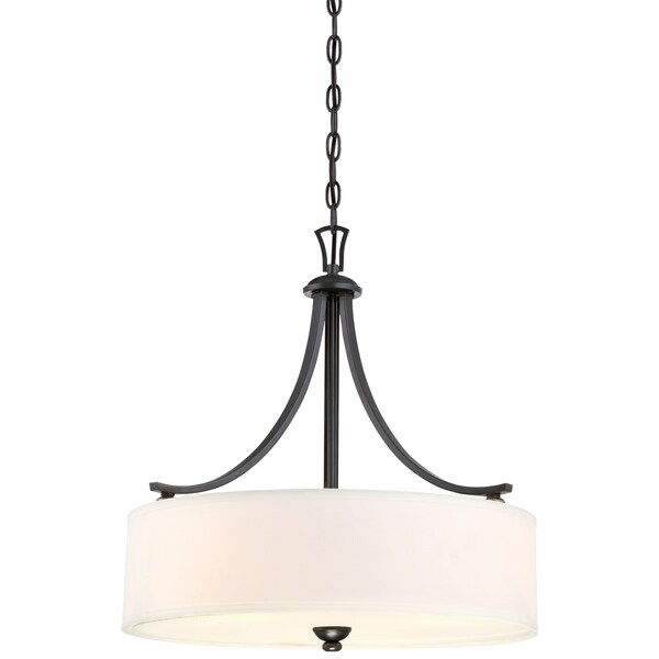 Minka Lavery Shadowglen 3 Light Pendant