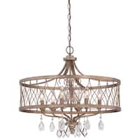 Minka Lavery West Liberty 6 Light Chandelier