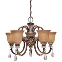 Minka Lavery Aston Court 5 Light Chandelier