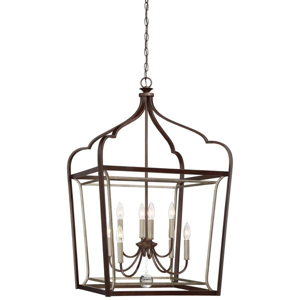 Minka Lavery Astrapia 8 Light Foyer
