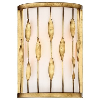 Minka Lavery Olivetas Wall Sconce  sc 1 st  Overstock.com & Buy Yellow Wall Lights Online at Overstock.com | Our Best Lighting Deals