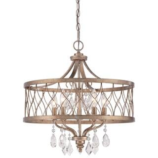 Minka lavery ceiling lights for less overstock minka lavery west liberty 5 light chandelier mozeypictures Images