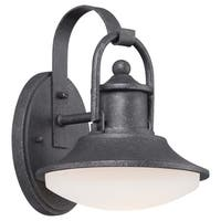 Shop Troy Lighting Brooklyn 1 Light Wall Sconce Free