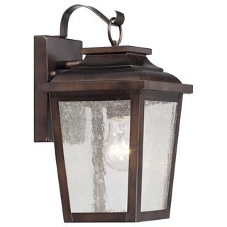 Minka Lavery Irvington Manor 1 Light Wall Mount
