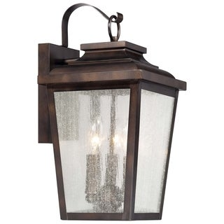 Minka Lavery Irvington Manor 3 Light Wall Mount