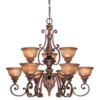 Minka Lavery Illuminati 9 Light Chandelier