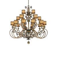 Minka Lavery Aston Court 21 Light Chandelier - Bronze