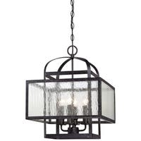 Minka Lavery Camden Square 4 Light Mini Chandelier