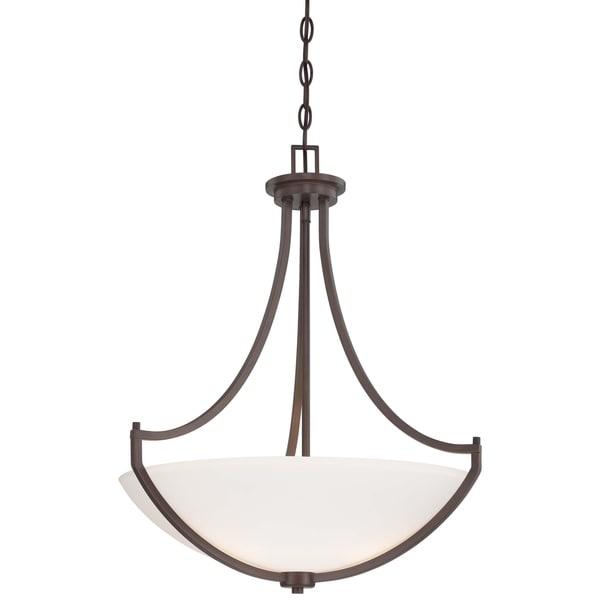 Minka Lavery Middlebrook 3 Light Pendant - Bronze
