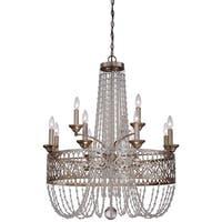 Minka Lavery Lucero 15 Light Chandelier - Silver