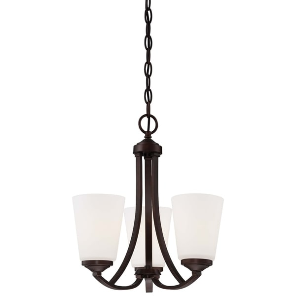 Minka Lavery Overland Park 3 Light Mini Chandelier