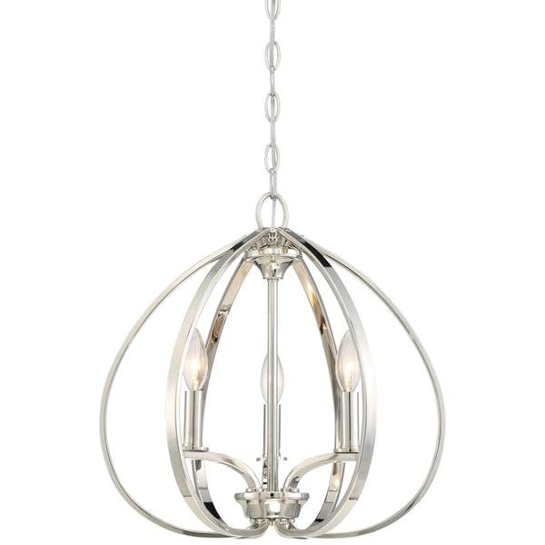 Minka Lavery Tilbury 3 Light Pendant