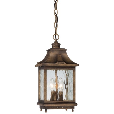 Minka Lavery Wilshire Park 3 Light Chain Hung