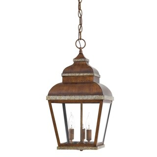 Minka Lavery Mossoro 3 Light Chain Hung