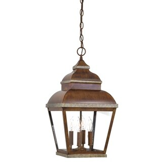 Minka Lavery Mossoro 4 Light Chain Hung