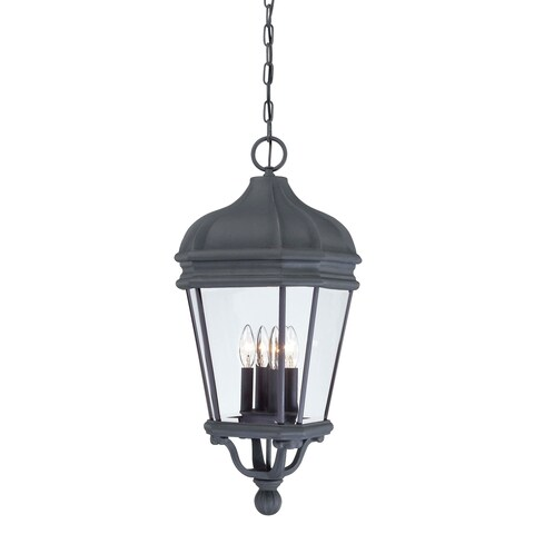Minka Lavery Harrison 4 Light Chain Hung