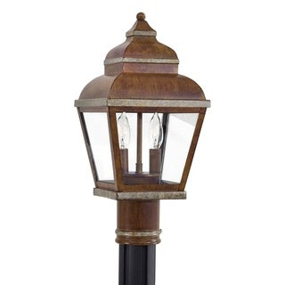 Minka Lavery Mossoro 2 Light Post Mount