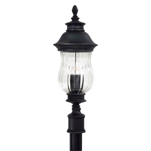 Minka Lavery Newport 3 Light Post Mount