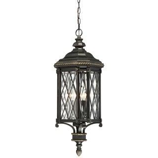 Minka Lavery Bexley Manor 4 Light Outdoor Chain Hung Lantern