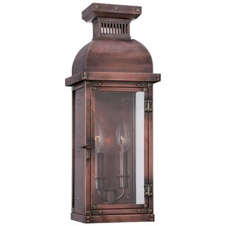 Minka Lavery Copperton Manhattan Copper 2-light Pocket Lantern