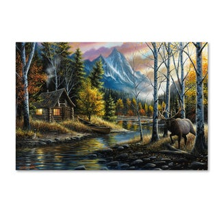 Chuck Black 'Living the Dream' Canvas Art