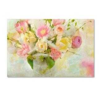 Cora Niele 'Easter Bouquet' Canvas Art