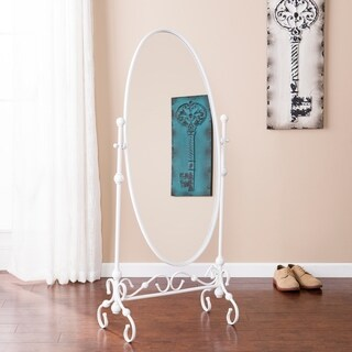 Harper Blvd Everton Cheval Mirror - White