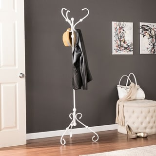 Harper Blvd Everton Hall Tree/Coat Rack - White